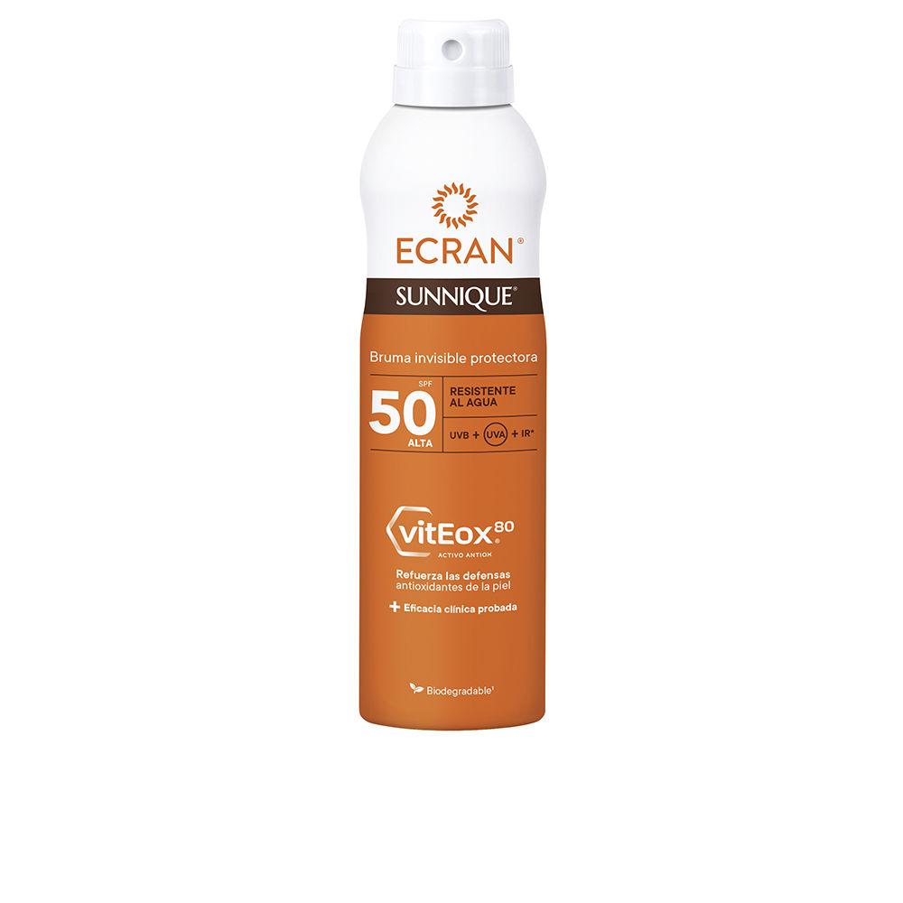 SUN LEMONOIL spray protector invisible SPF50
