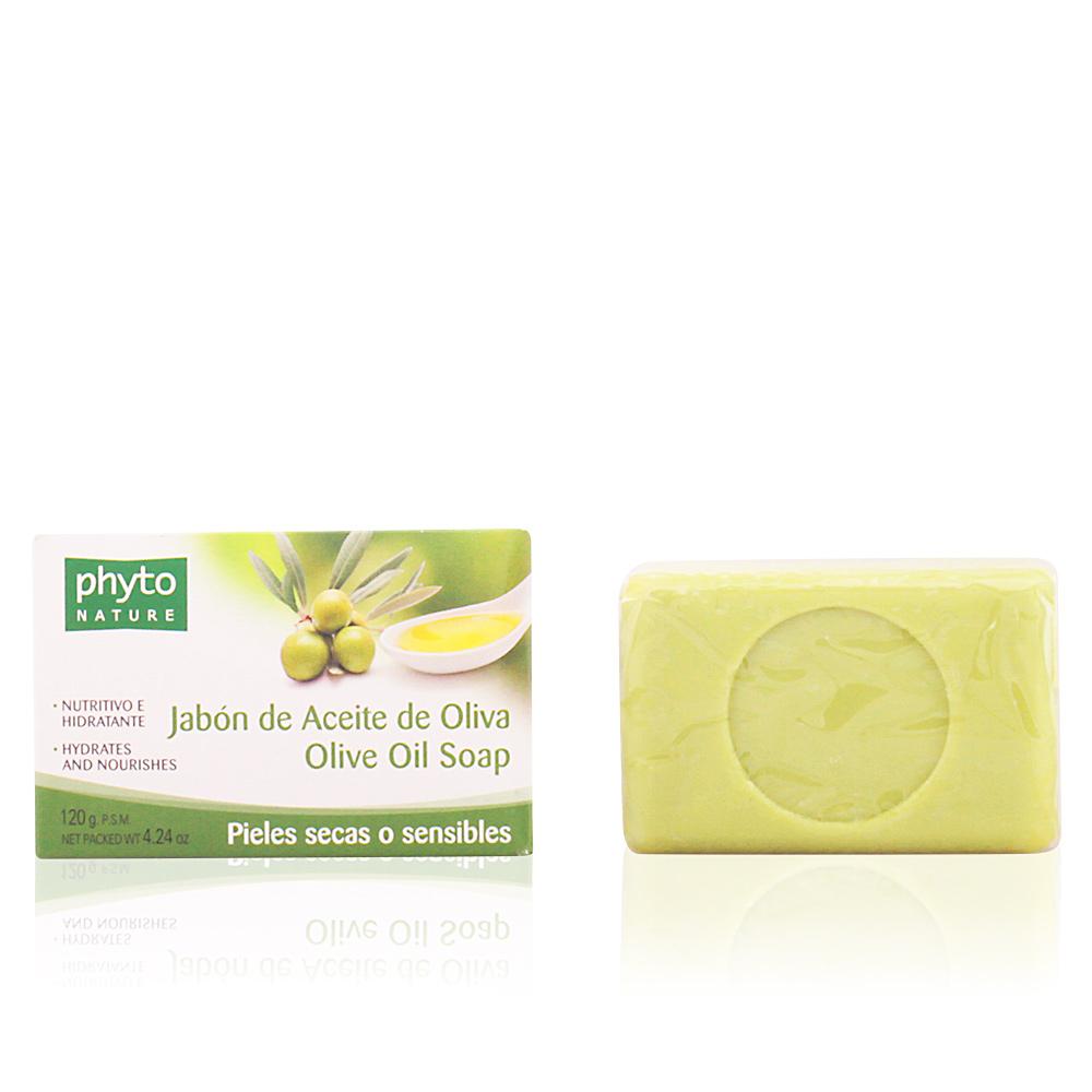 PHYTO NATURE pastilla jabón aceite de oliva