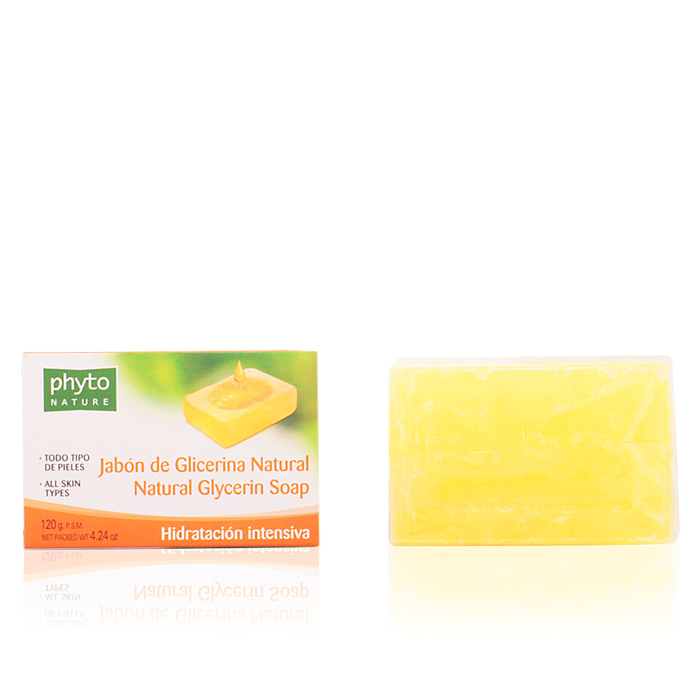 PHYTO NATURE pastilla jabón glicerina natural
