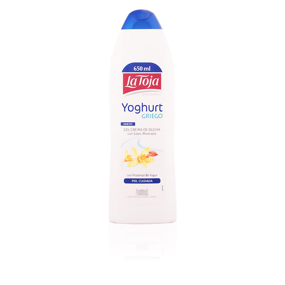 YOGHURT GRIEGO  gel crema de ducha