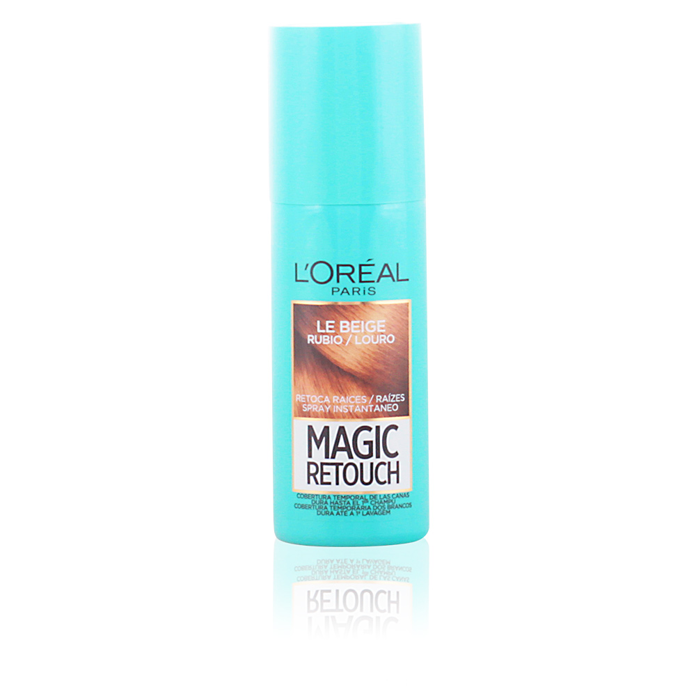 L´OREAL MAGIC RETOUCH #4-beige spray