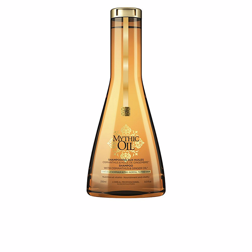 MYTHIC OIL shampoo #normal to fine hair