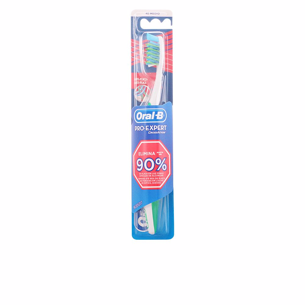 PRO-EXPERT CROSSACTION brosse à dentes #moyen