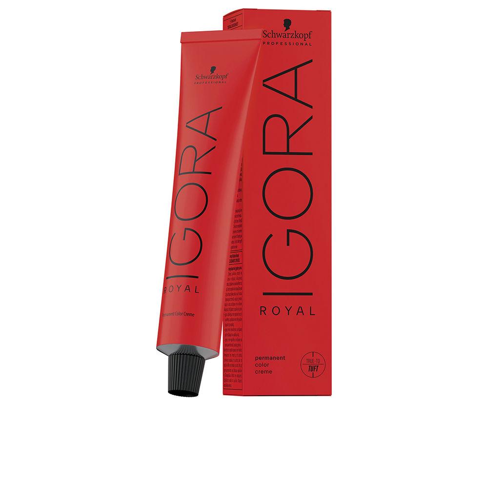 IGORA ROYAL permanent color creme 6-4
