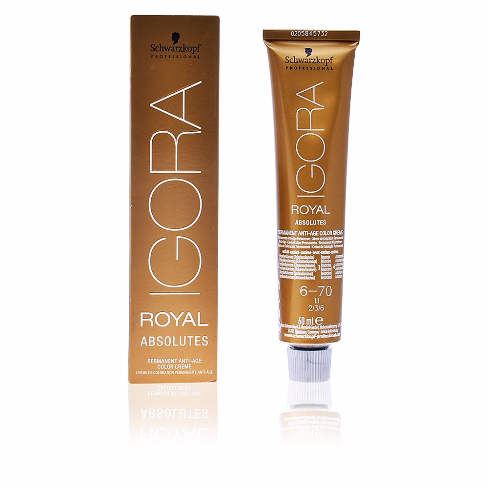 IGORA ROYAL ABSOLUTES anti-age color creme 6-70