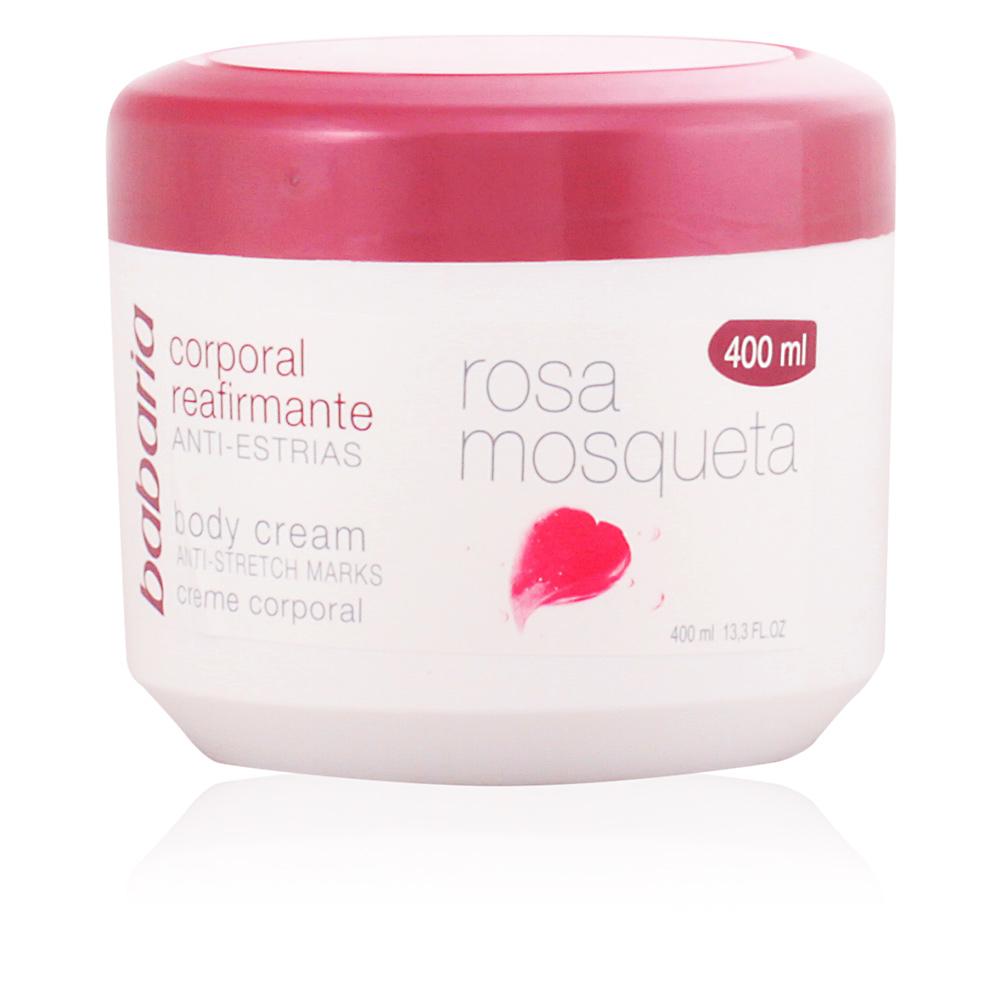 ROSA MOSQUETA crema corporal anti-estrías