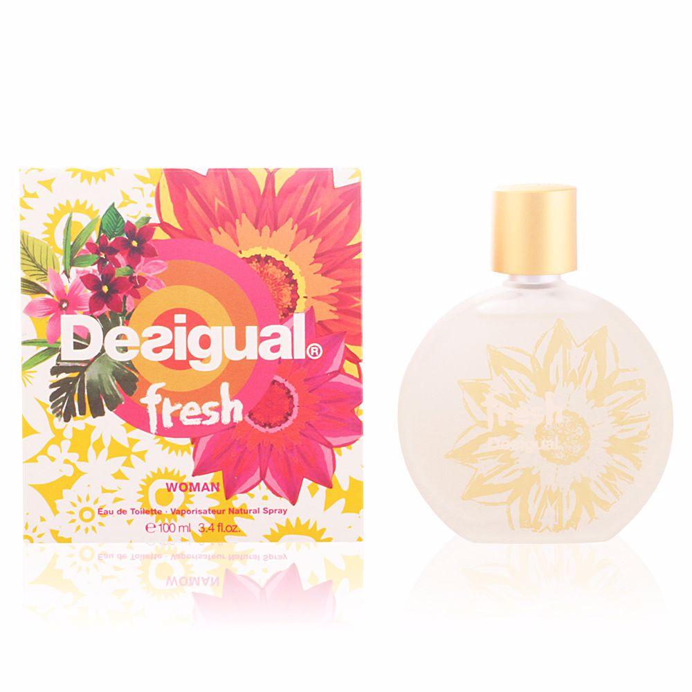 perfume desigual fresh precio