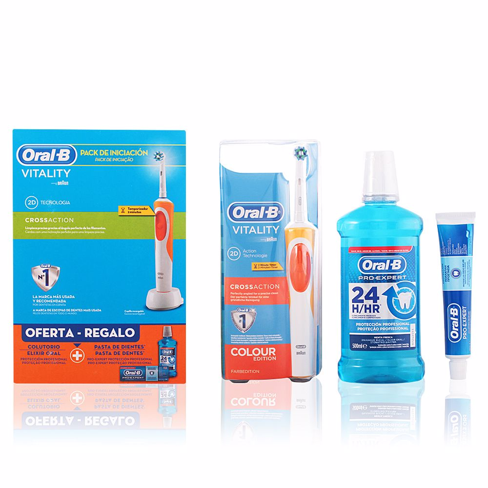 ORAL-B VITALITY CROSS ACTION SALUD LOTE