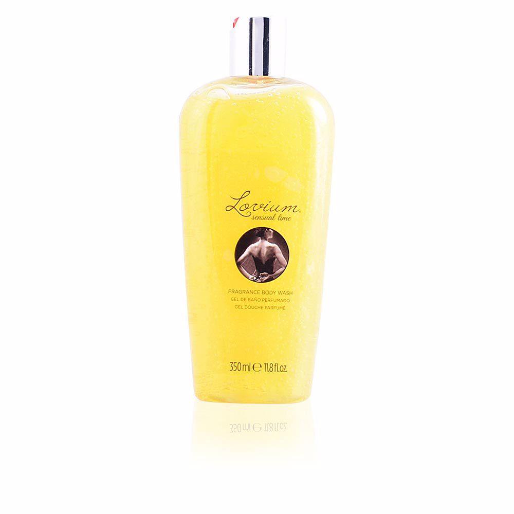 SENSUAL TIME fragrance body wash
