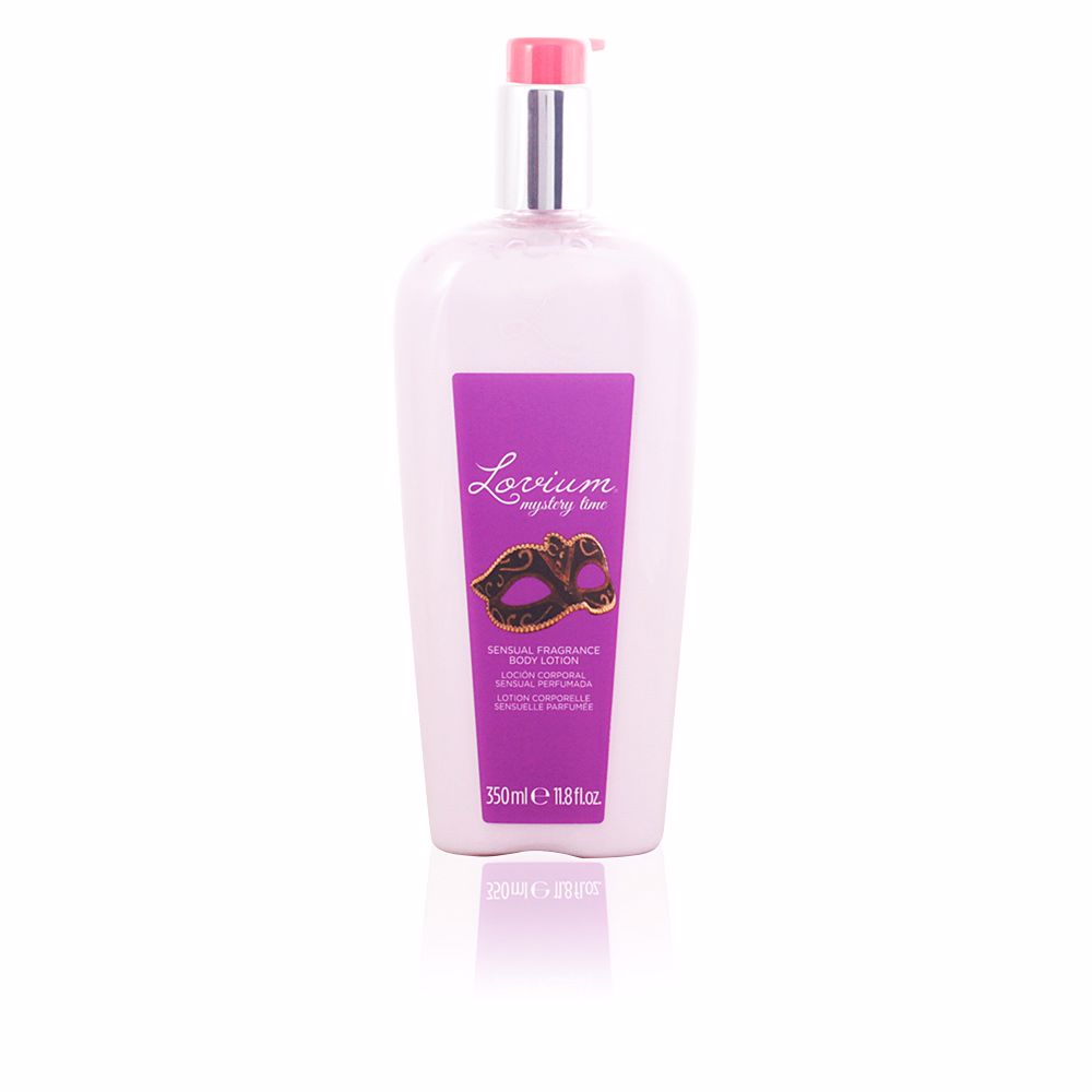 MYSTERY TIME sensual fragrance body lotion