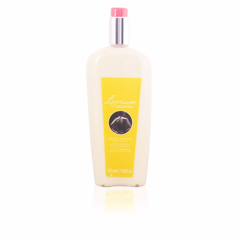 SENSUAL TIME sensual fragrance body lotion