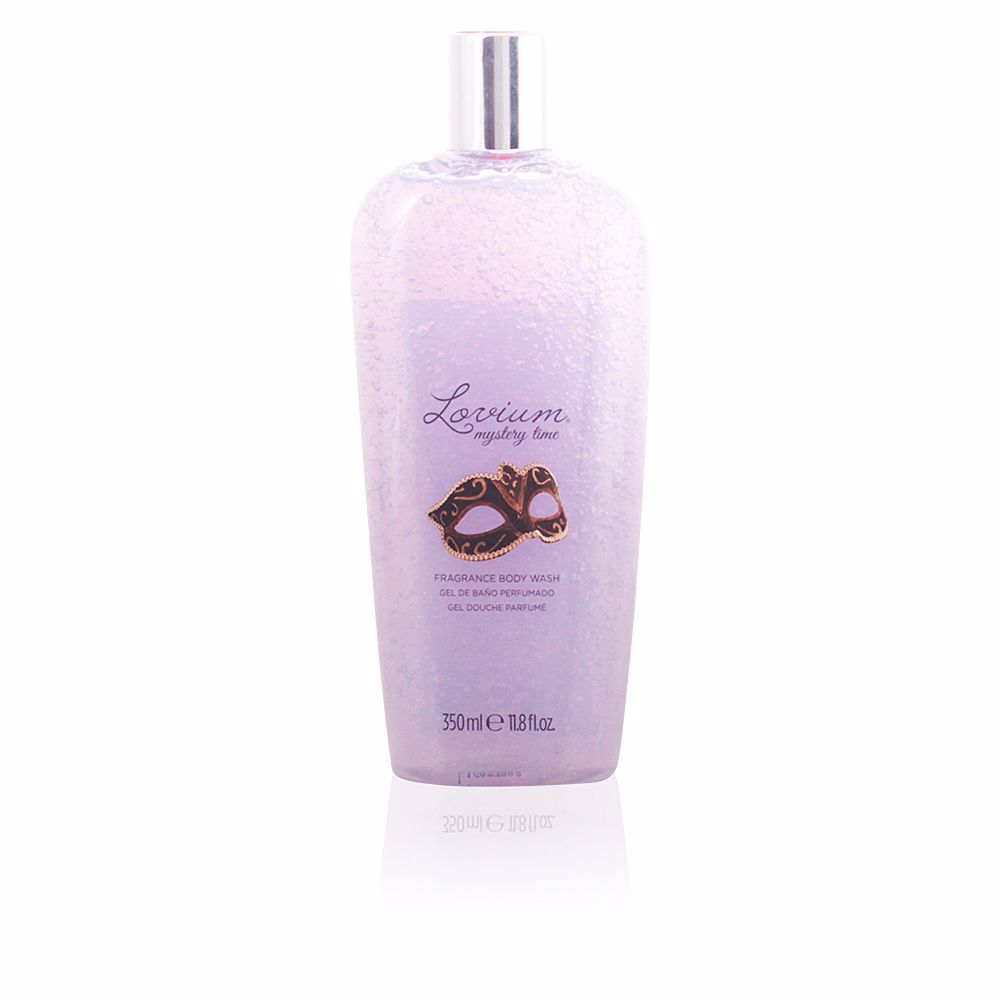 MYSTERY TIME fragrance body wash