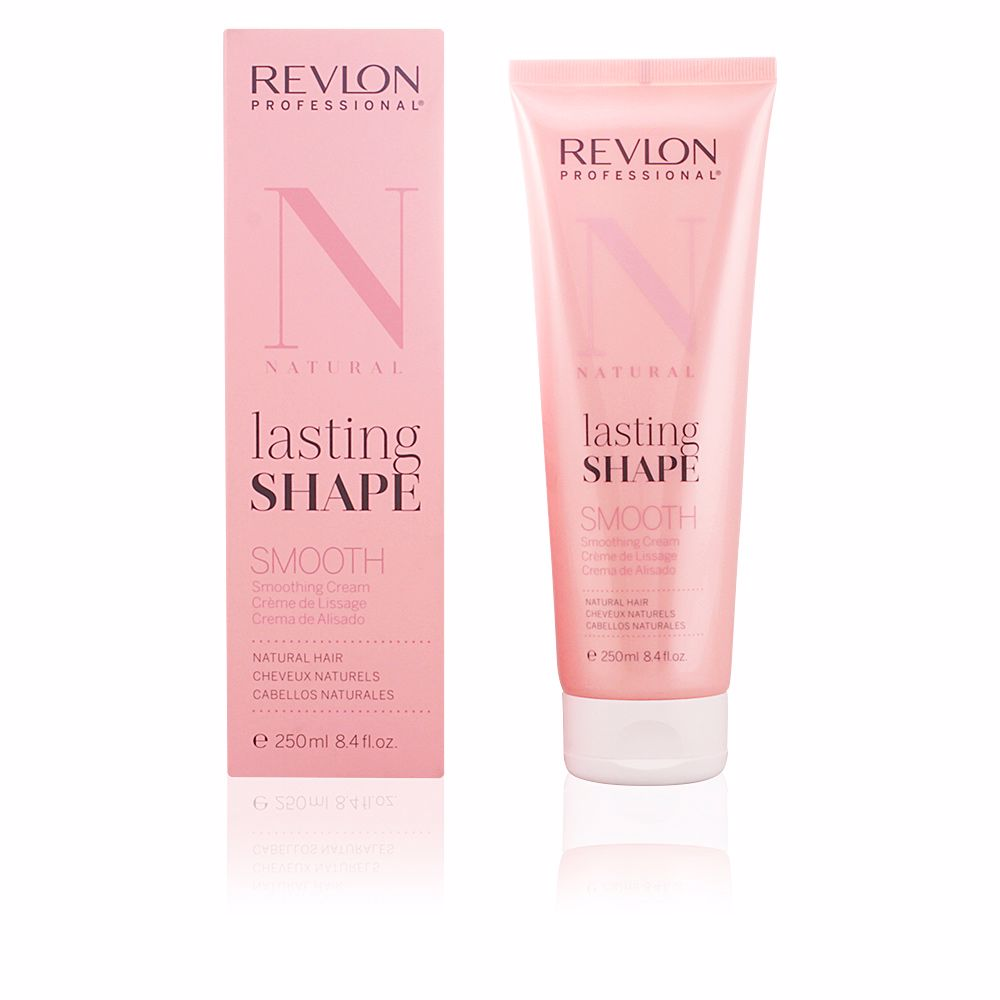 LASTING SHAPE smooth natural hair