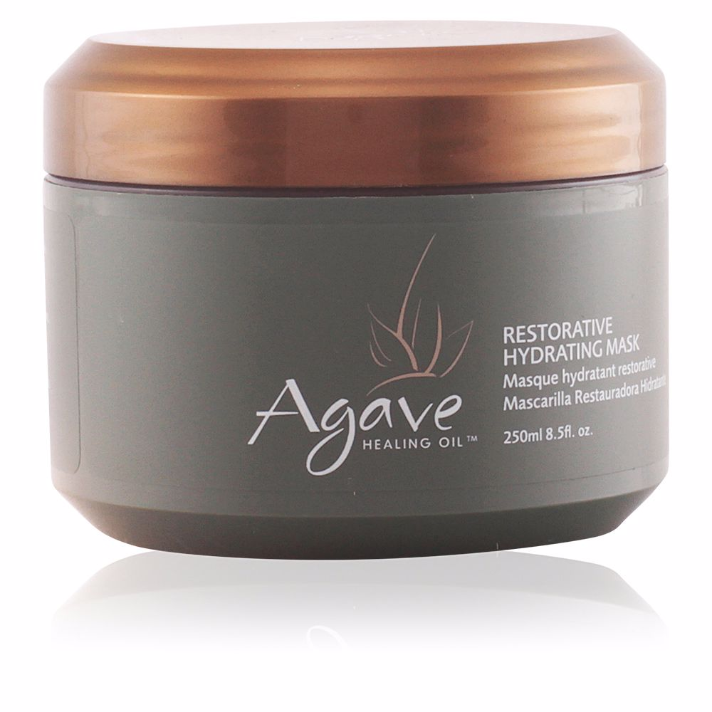HEALING OIL resorative hydrating mask