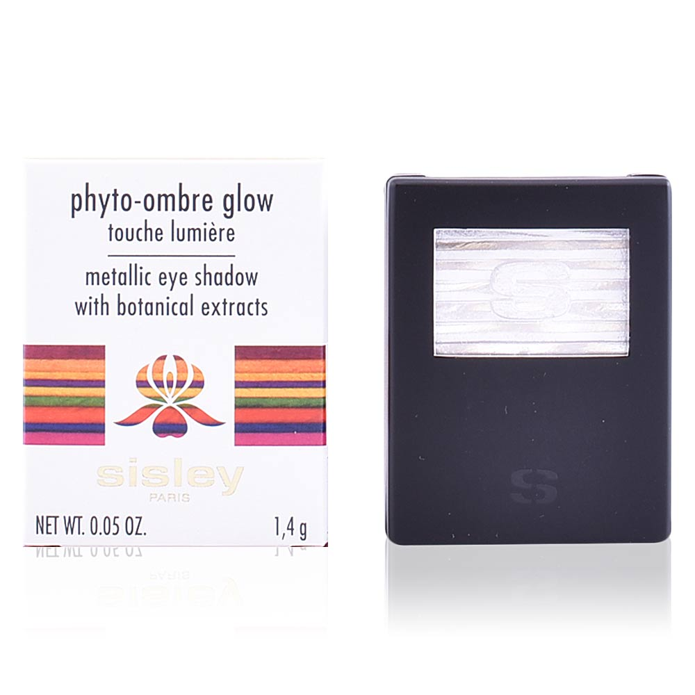 PHYTO-OMBRE GLOW metallic eye shadow