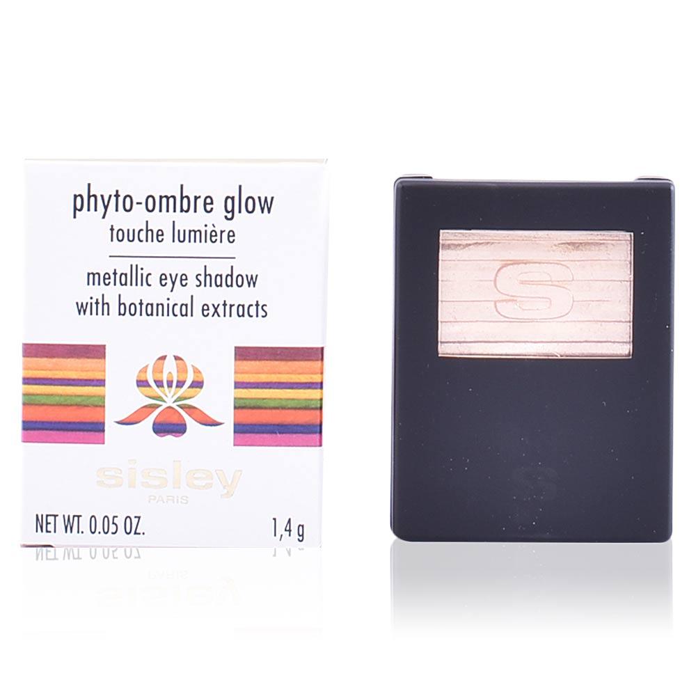 PHYTO-OMBRE GLOW metallic eye shadow