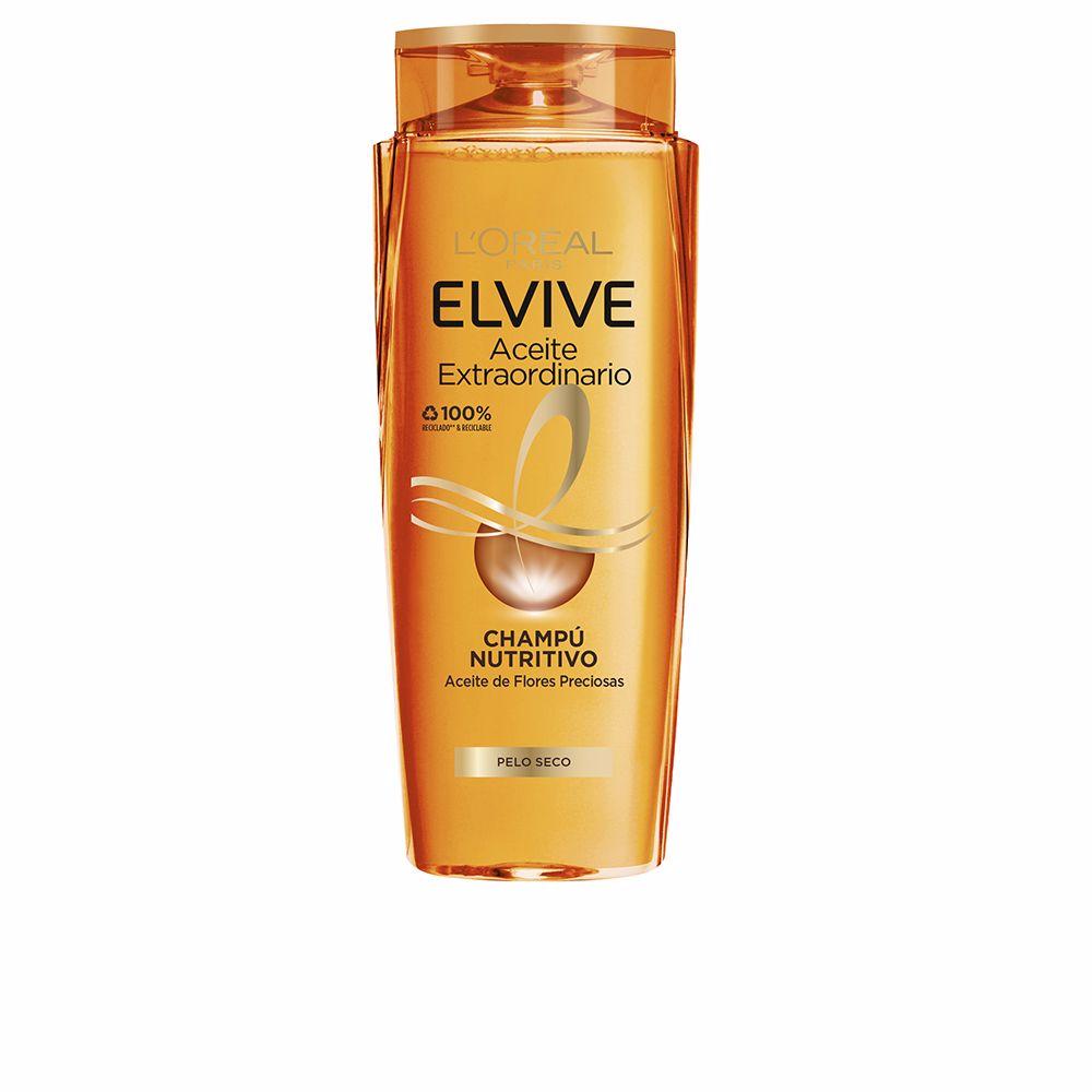 ELVIVE aceite extraordinario champú cabello seco