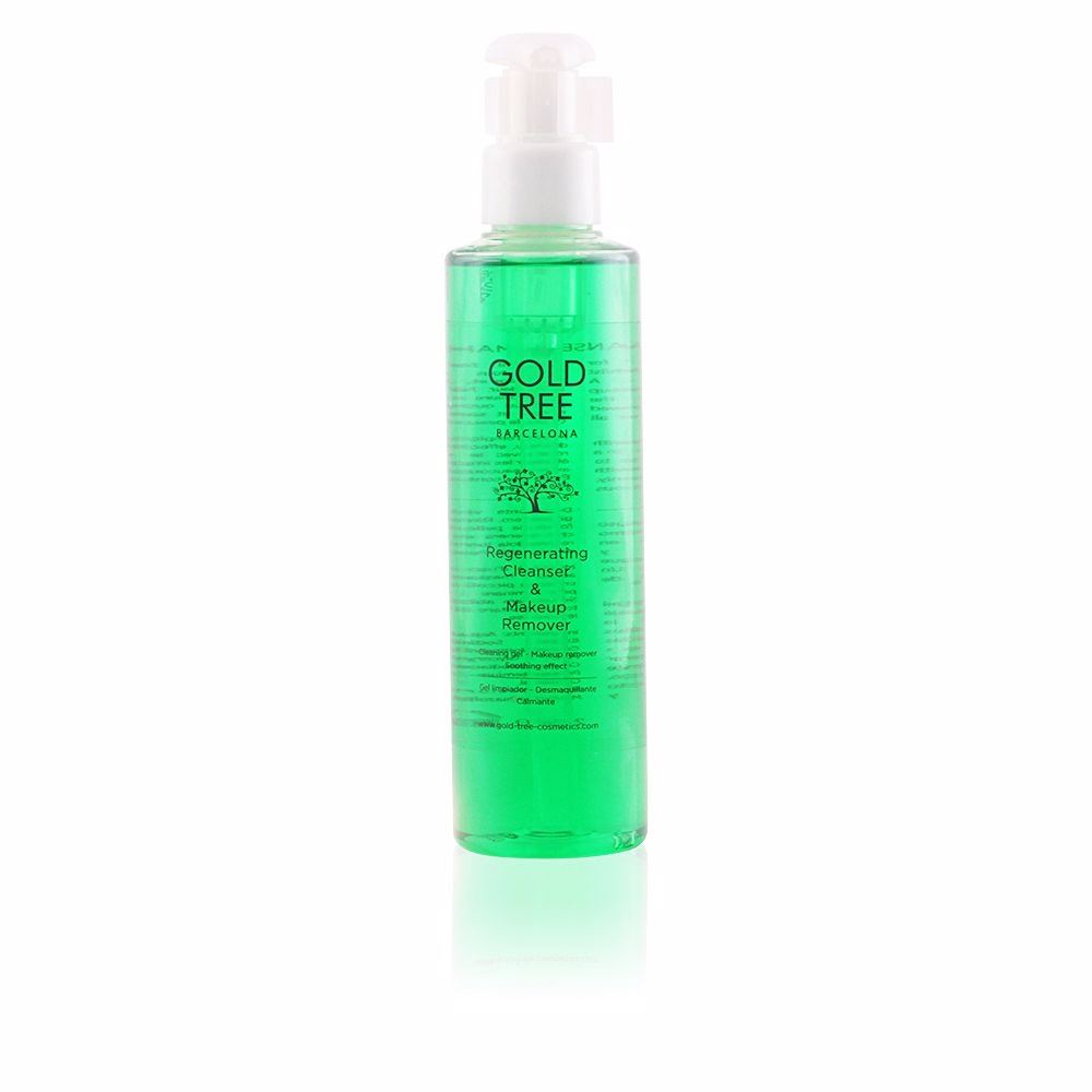 REGENERATING CLEANSER make up remover