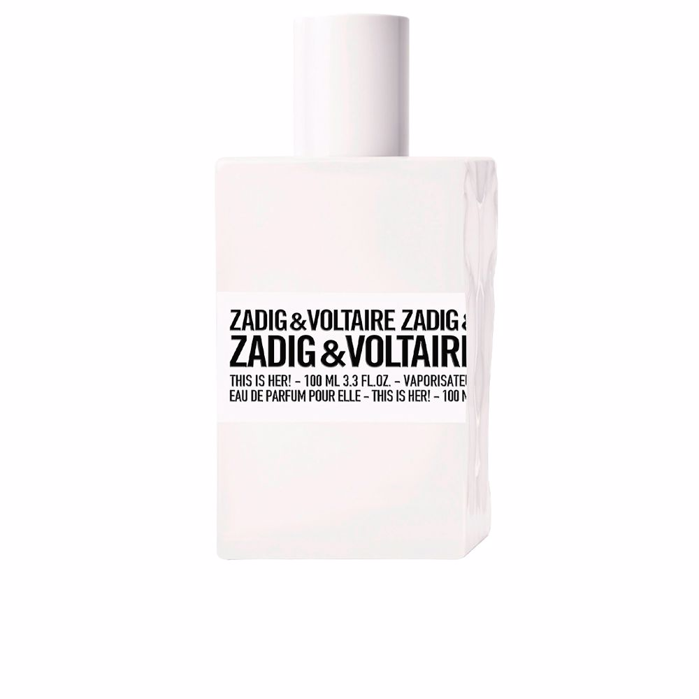9da441923ec Zadig   Voltaire Eau de Parfum THIS IS HER! eau de parfum spray ...