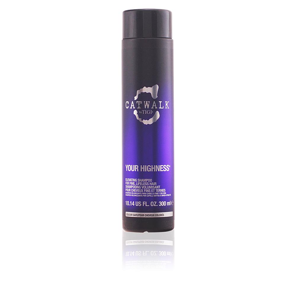 CATWALK your highness shampoo