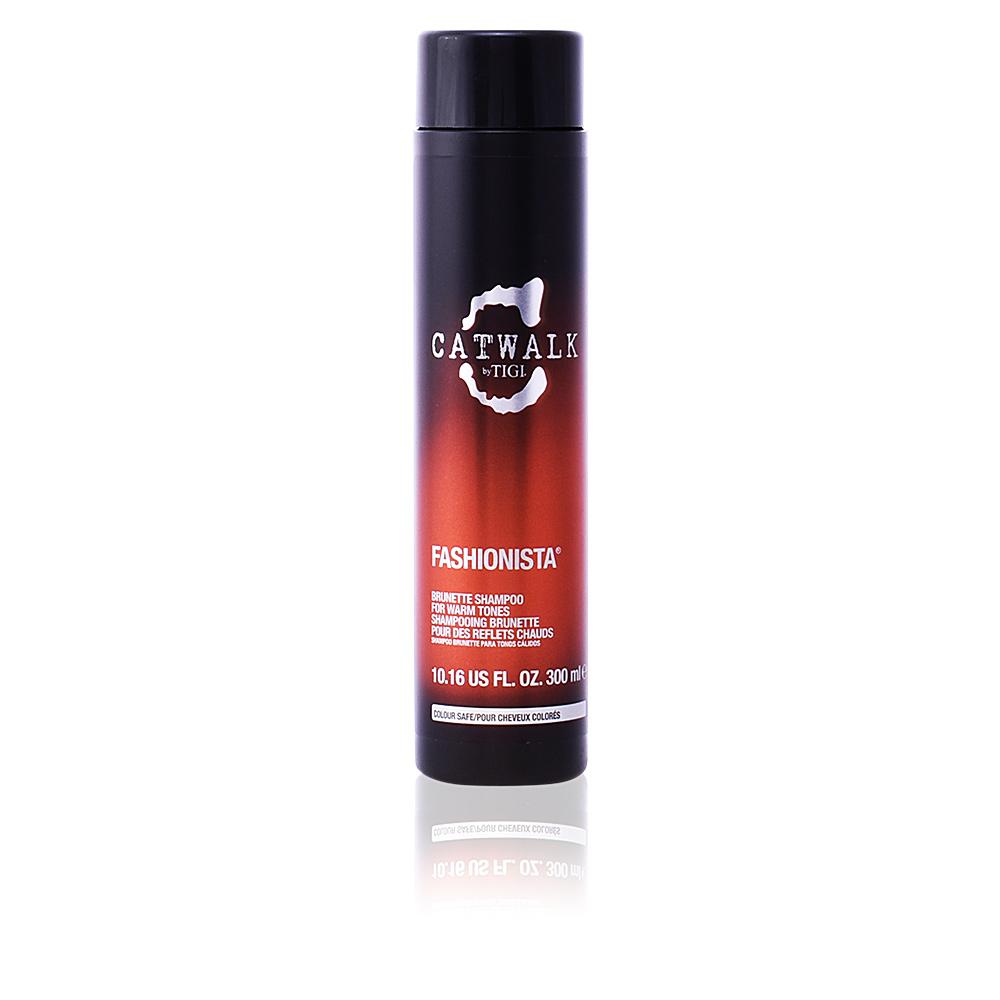 CATWALK fashionista brunette shampoo