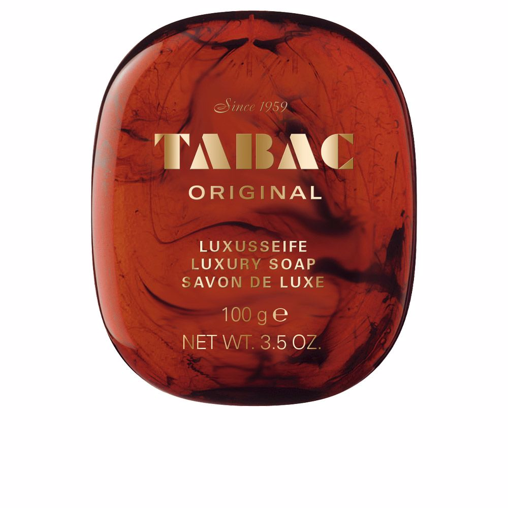 TABAC ORIGINAL luxury soap box