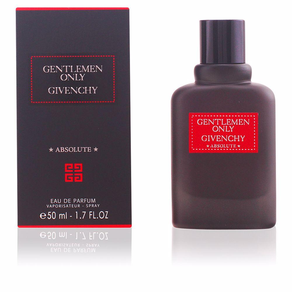 2a511da20d Givenchy Eau de Parfum GENTLEMEN ONLY ABSOLUTE eau de parfum vaporizzatore  produrre - Perfume s Club