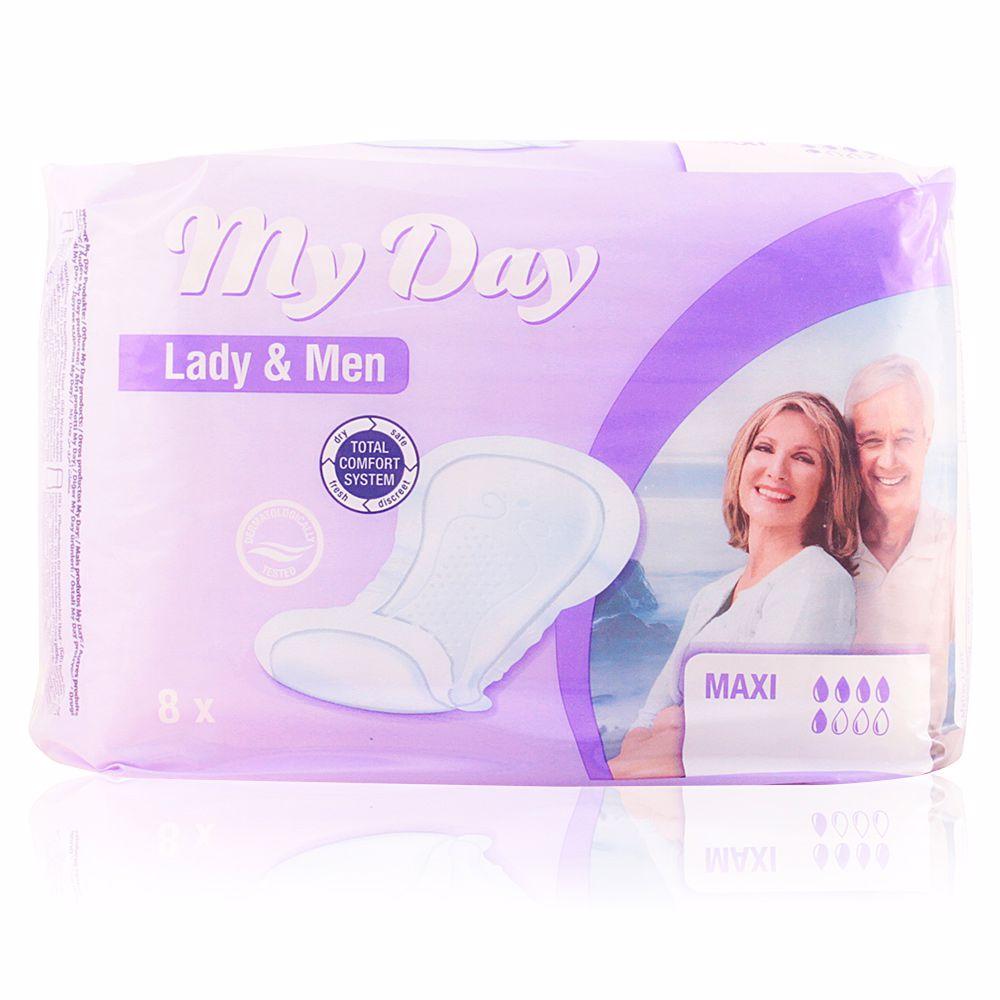 MY DAY compresas incontinencia maxi