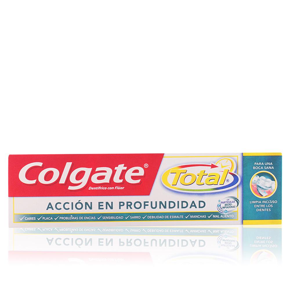 TOTAL LIMPIEZA EN PROFUNDIDAD pasta dentífrica