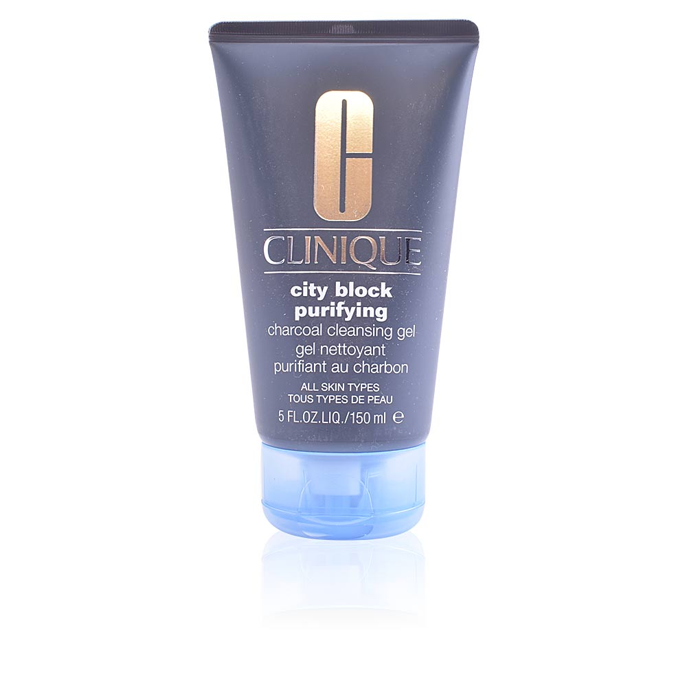 CITY BLOCK purifying charcoal cleansing gel