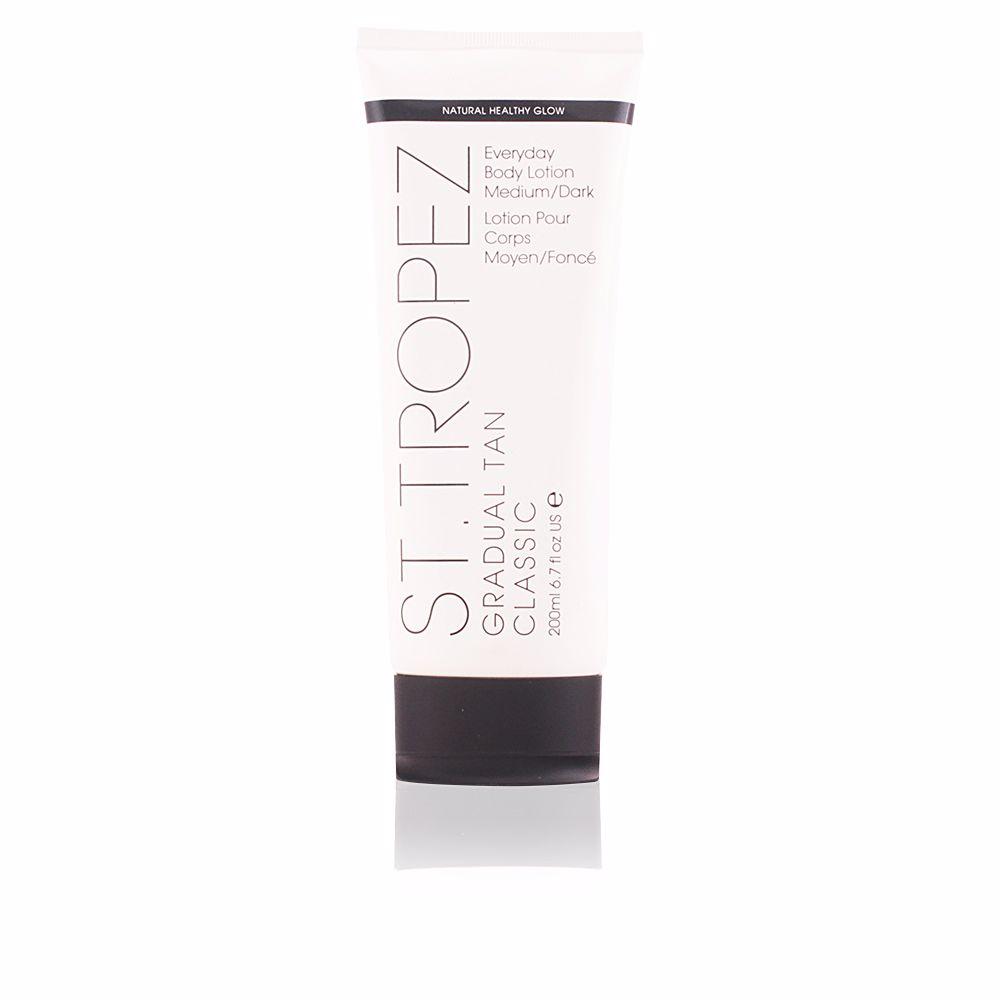 GRADUAL TAN CLASSIC everyday body lotion medium/dark