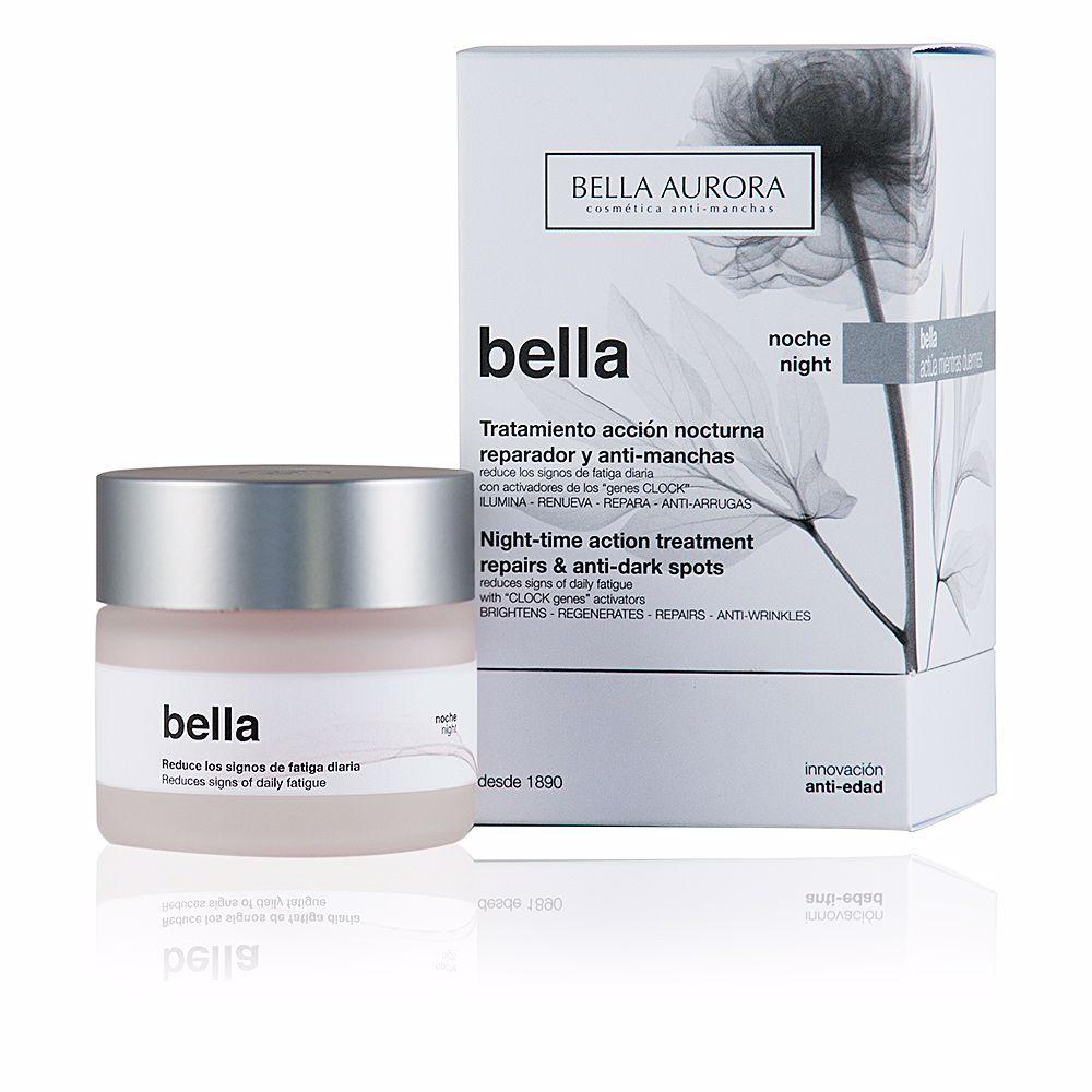 BELLA NOCHE tratamiento acción nocturna reparador y anti-manchas