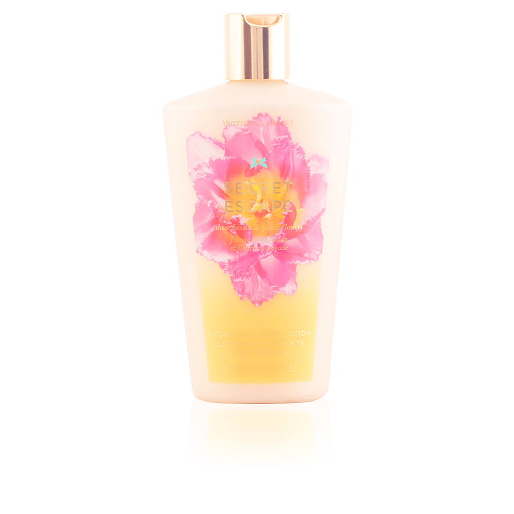 SECRET ESCAPE hydrating body lotion