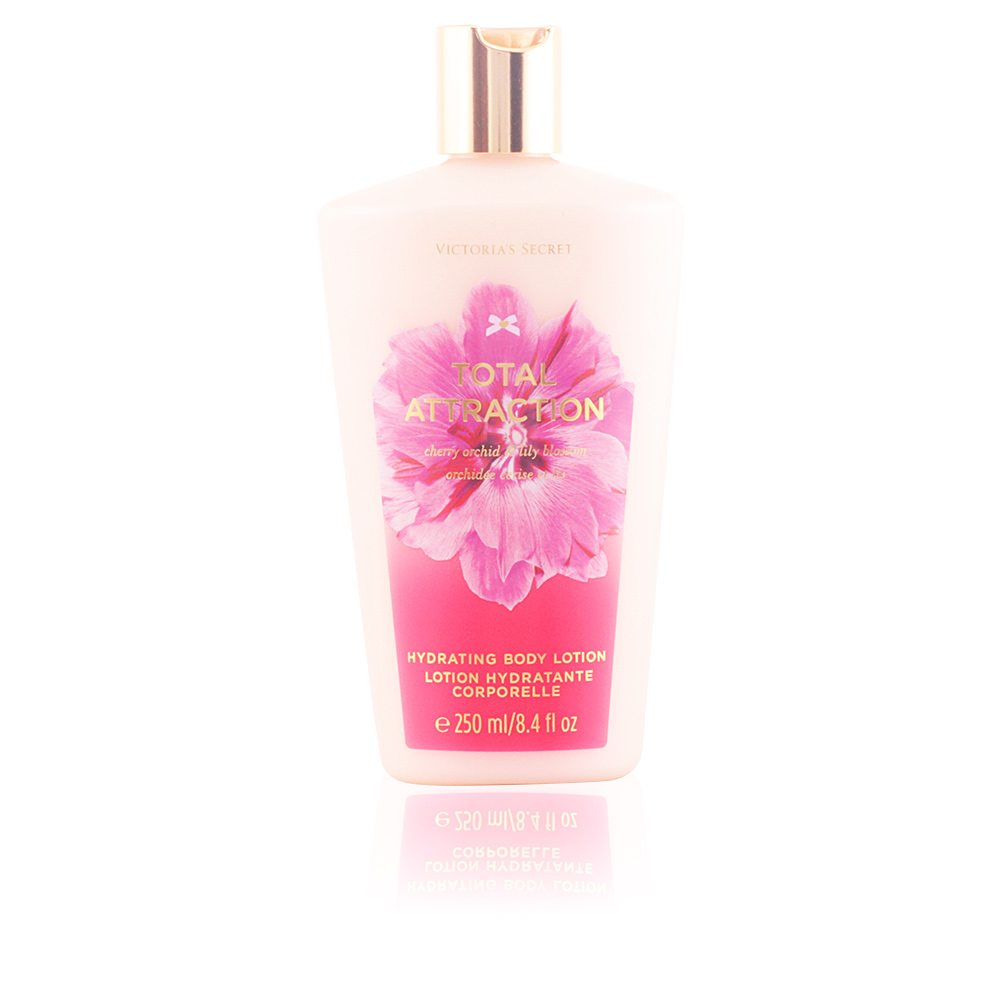 TOTAL ATTRACTION hydrating body lotion