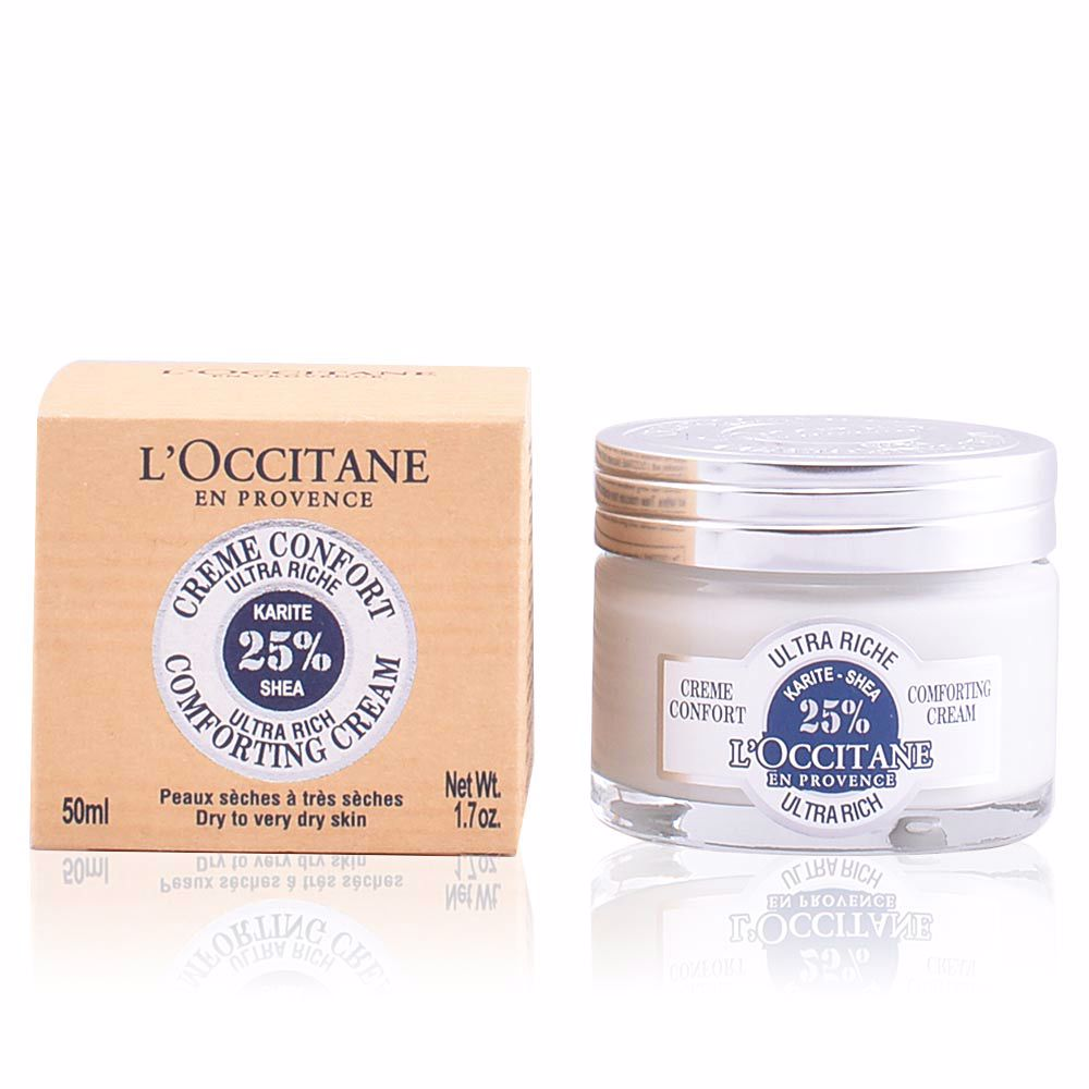 SHEA BUTTER shea ultra rich face cream