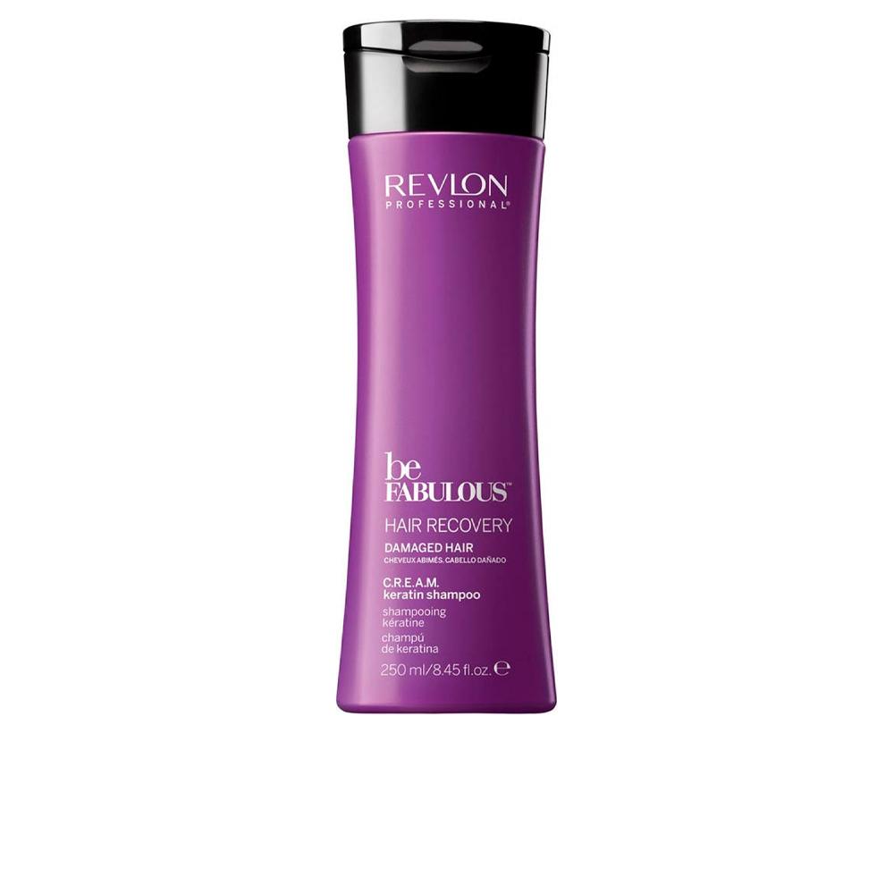 BE FABULOUS recovery cream shampoo