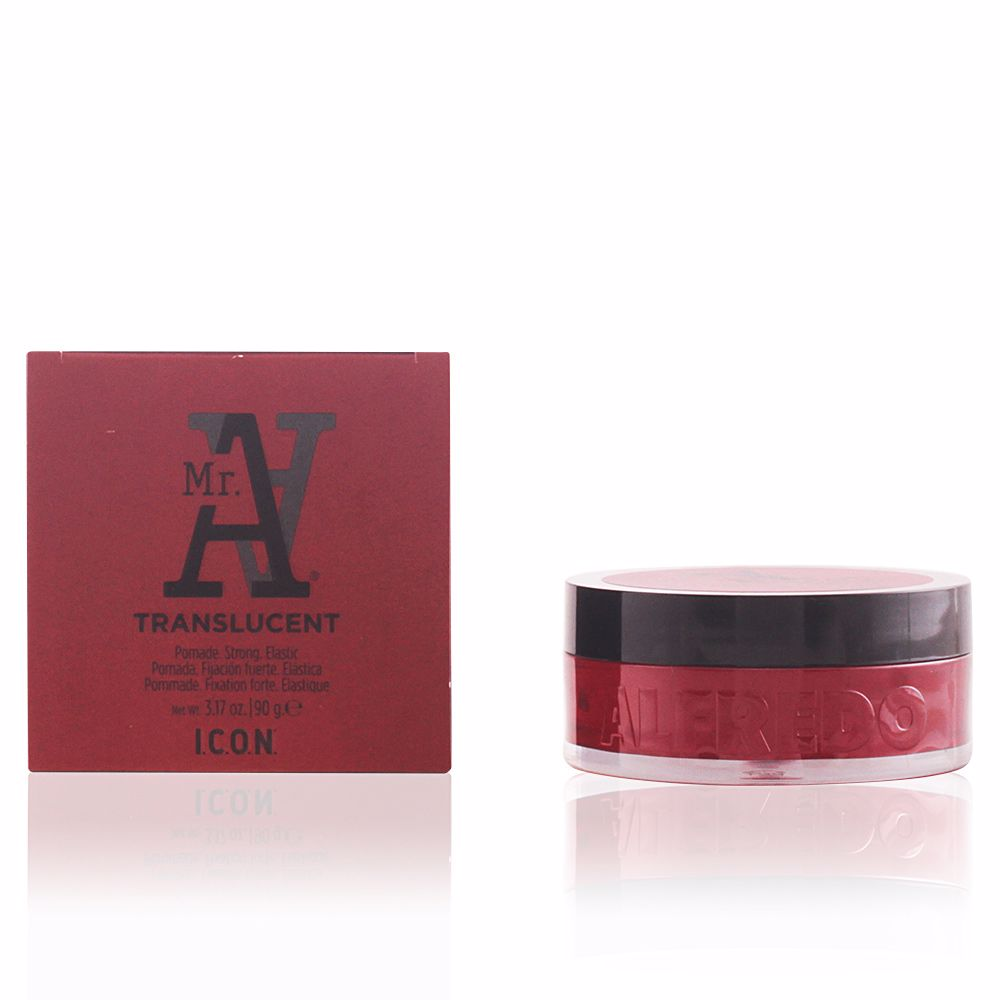 MR. A. transclucent pomade strong elastic