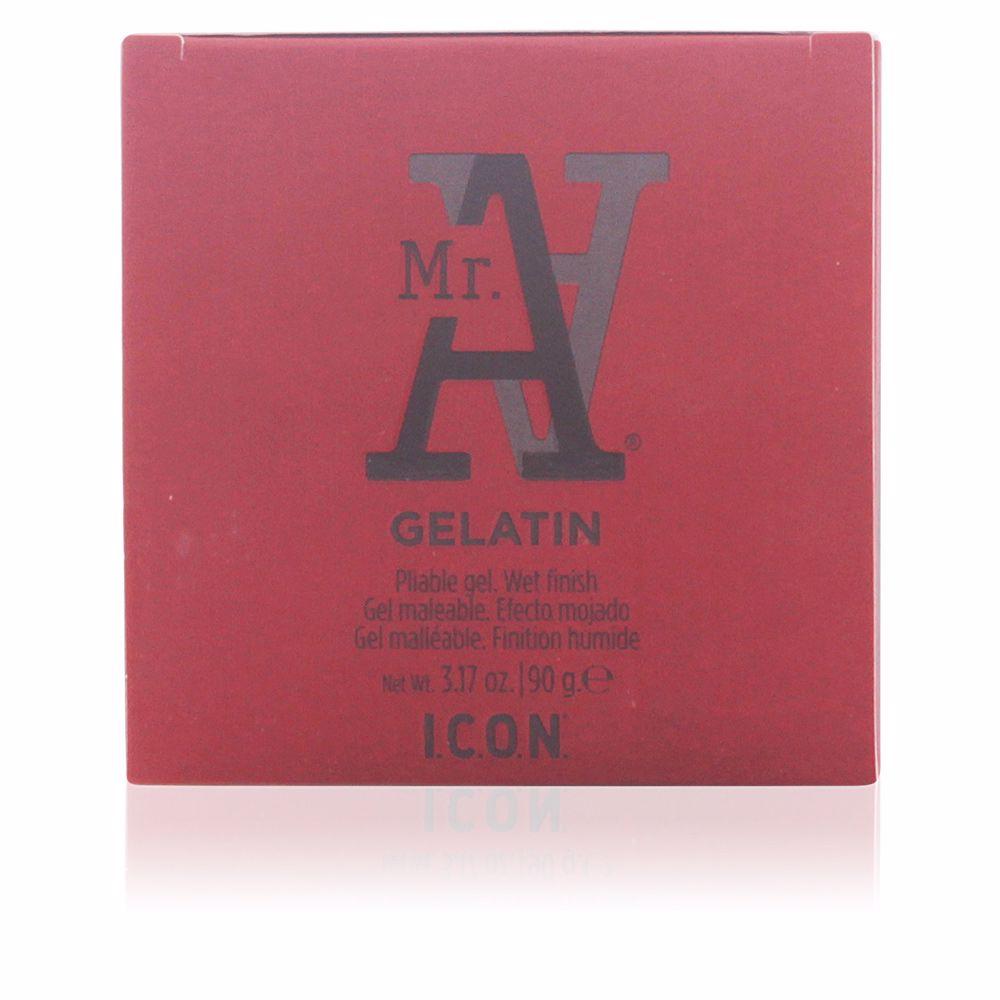 MR. A. gelatin pliable gel wet finish