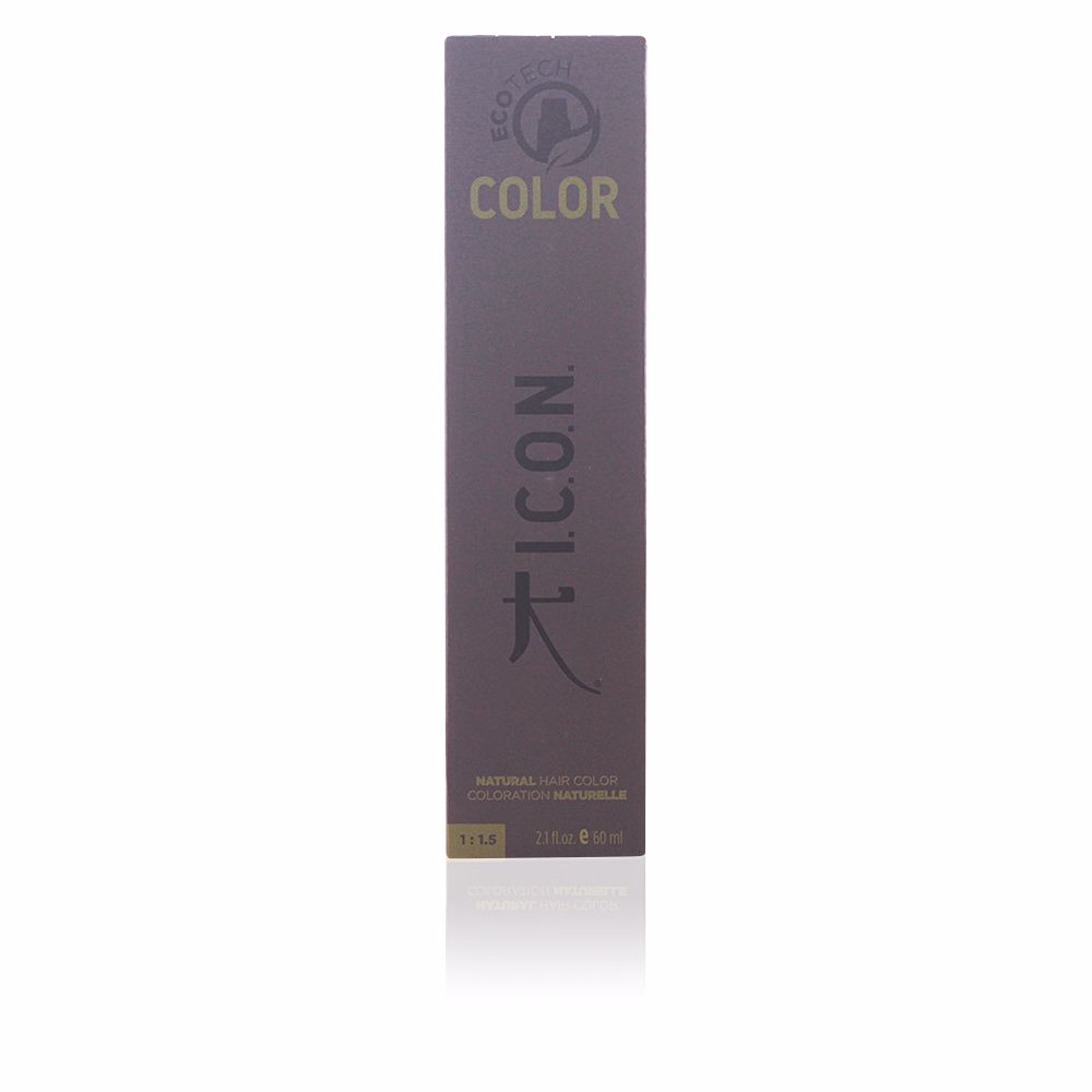 ECOTECH COLOR natural color #4.0 medium brown