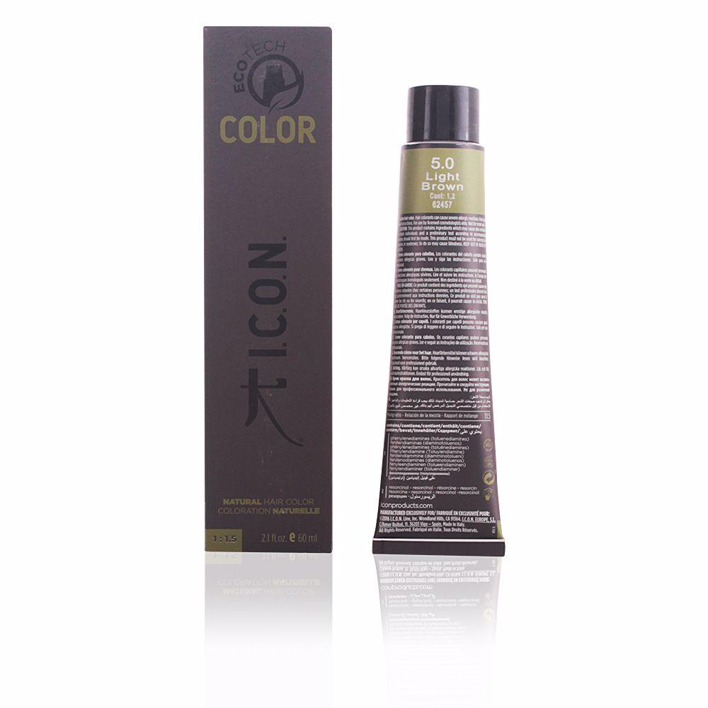 ECOTECH COLOR natural color #5.0 light brown