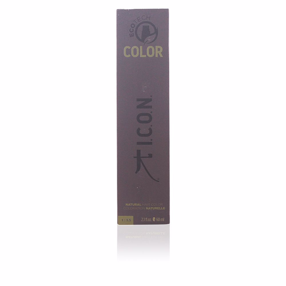 ECOTECH COLOR natural color #7.1 medium ash blonde