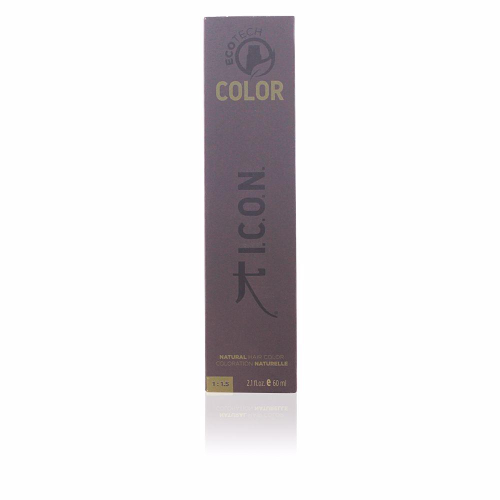 ECOTECH COLOR natural color #9.1 very light ash blonde