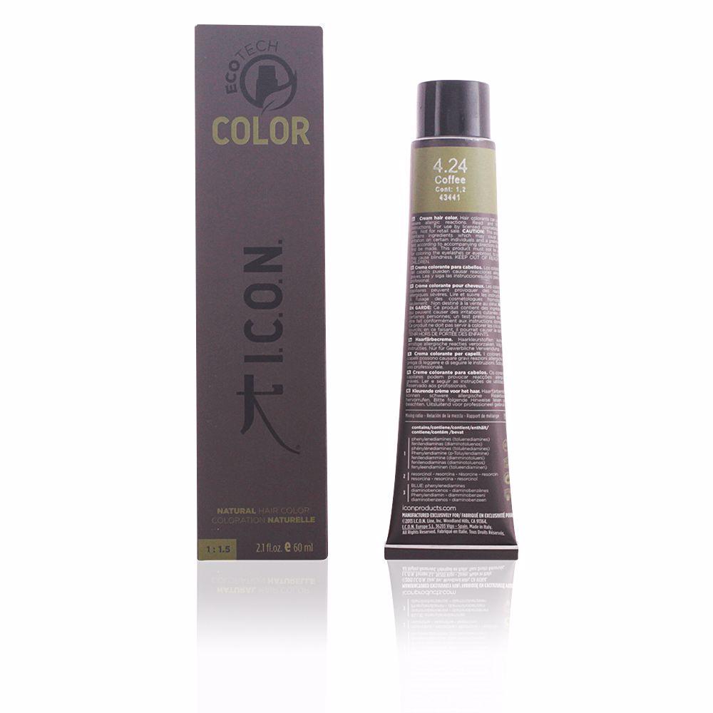 ECOTECH COLOR natural color #4.24 coffee