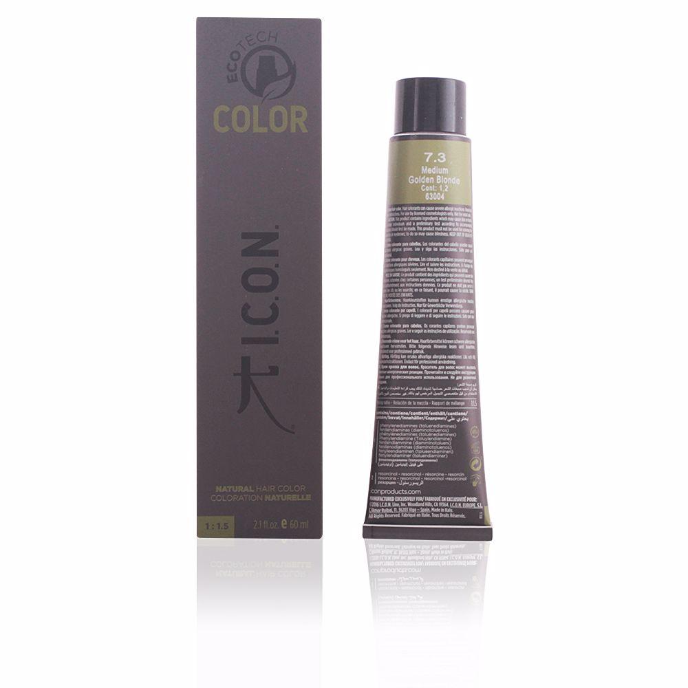 ECOTECH COLOR natural color #7.3 medium golden blonde
