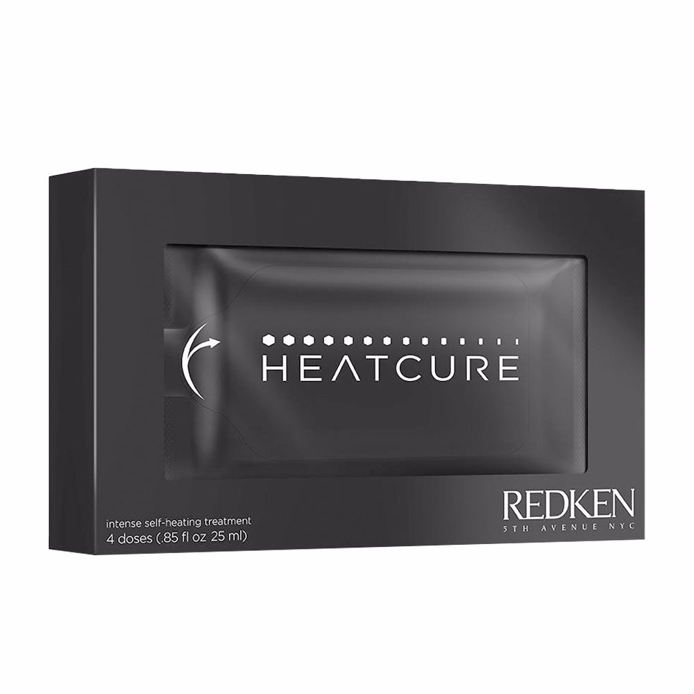 HEATCURE self-heating treatment