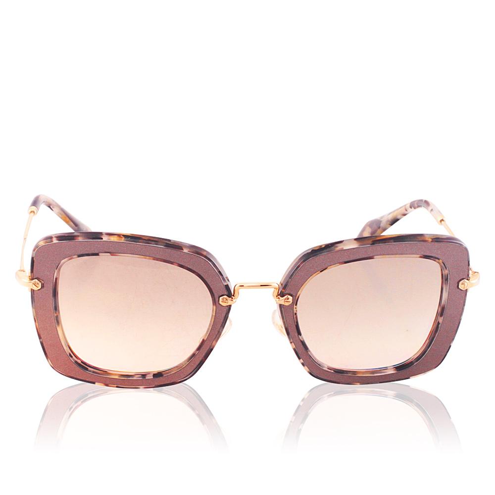 lunettes de soleil miu miu miu miu mu070s dh3h2 sunglasses club. Black Bedroom Furniture Sets. Home Design Ideas