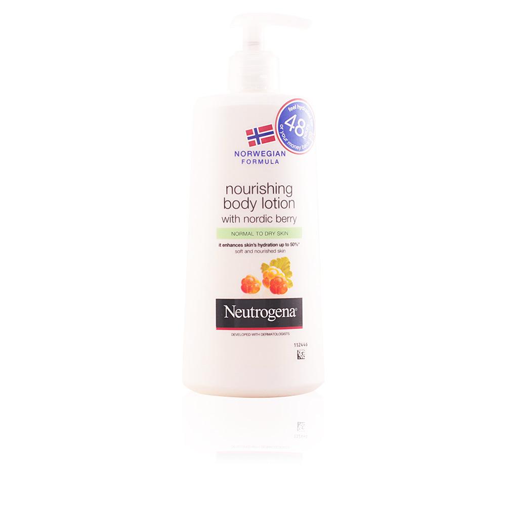 NORDIC BERRY nourishing body lotion