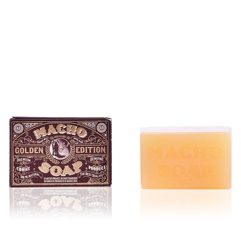 THE MACHO SOAP