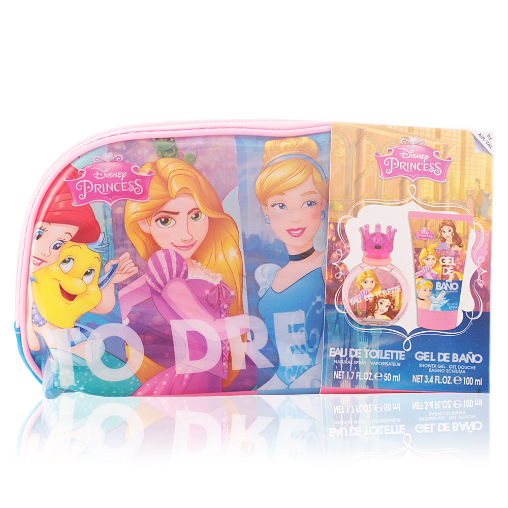 PRINCESAS DISNEY SET