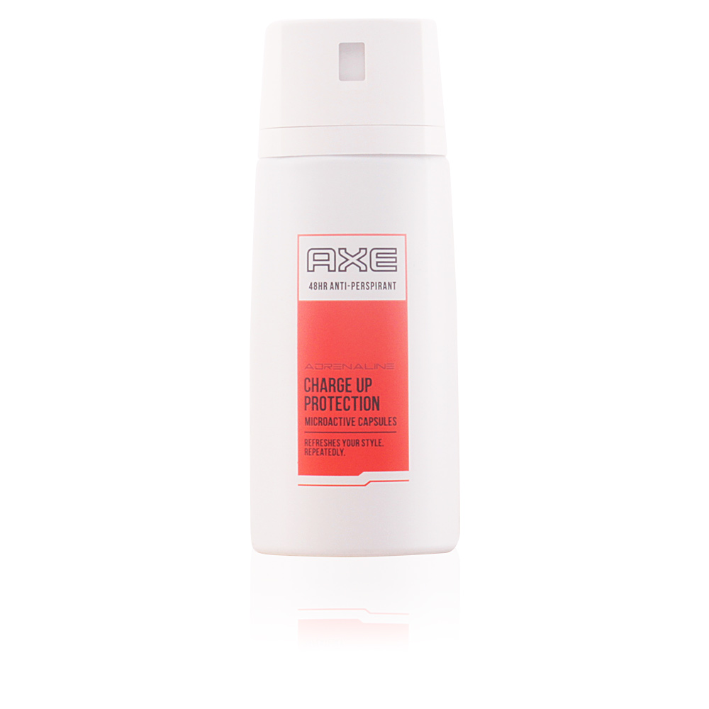 ADRENALINE charge up protection anti-perspirant
